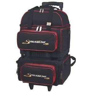 Storm Streamline 4 Ball Roller Ruby/Black Sports