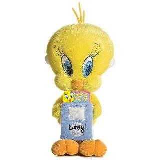 Looney Tunes Tweety Bird 8 Plush Doll Toys & Games