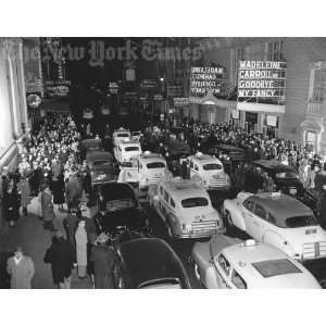 NYC Taxi Cabs   1948