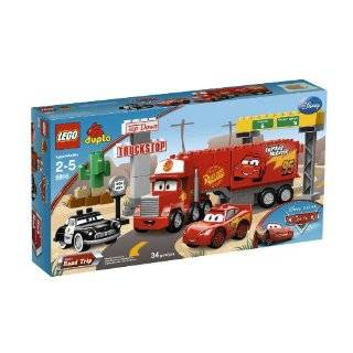 Mega Bloks Cars Buildable Mack Toys & Games