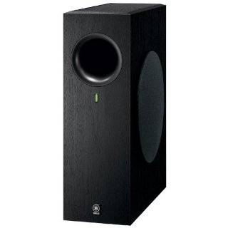 Yamaha NS SW700PN 10 Inch 300 Watt Subwoofer with Advanced