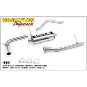 MagnaFlow Performance Exhaust Kits   00 01 GMC Sonoma Short 4.3L V6