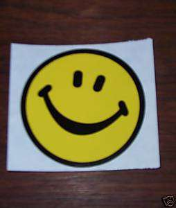 SMILEY Face Sticker   No Words, Just Expression   NEW