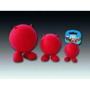 Bad Cuz Rubber Dog Toy   Medium (Catalog Category Dog / Toys