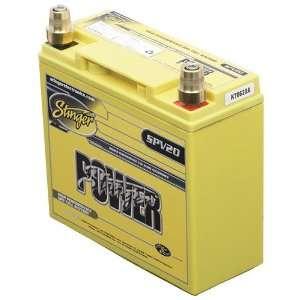 STINGER SPV20 POWER SERIES 300 AMP BATTERY (SPV20