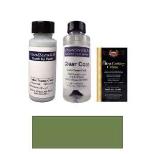 . Medium Green Metallic Paint Bottle Kit for 1999 Suzuki Vitara (Z4F