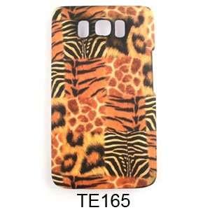 HTC HD2 Giraffe/Leopard/Tiger/Zebra Print Hard Case/Cover/Faceplate