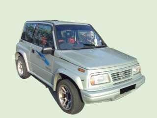 Suzuki Vitara/Escudo/Geo Tracker/Sidekick Fender Flares