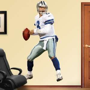 NFL Tony Romo Vinyl Wall Graphic Decal Sticker Poster