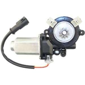 Professional Rear Side Door Window Regulator Motor Kit Automotive