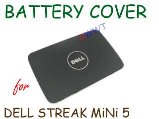 Replacement Battery Back Cover for Dell Streak Mini 5