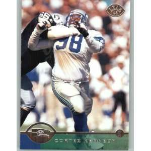 1996 Leaf #63 Cortez Kennedy   Seattle Seahawks (Football