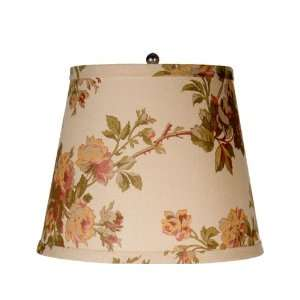Small Luca Floral Rose Lamp Shade