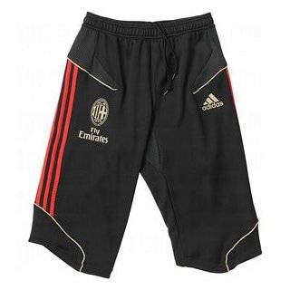 Italian Serie A Mens AC Milan Three Quarter Training Pant
