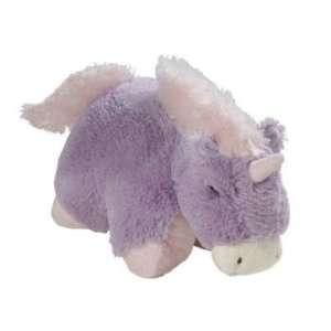 New Pillow Pets Extra Cuddly Unicorn Soft Lavender Plush High Quality