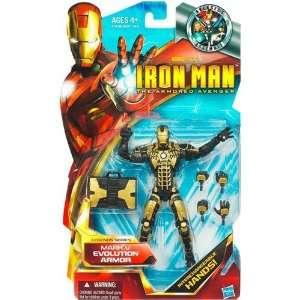 Iron Man Legends Series Mark V Evolution Armor Toys