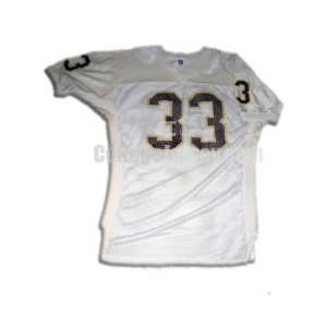 Game Used Central Michigan Chippewas Jersey Sports