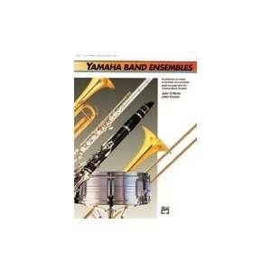 Alfred Publishing 00 5249 Yamaha Band Ensembles, Book 1