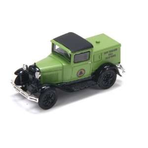HO RTR Model A Telephone Truck, New England Bell Toys & Games