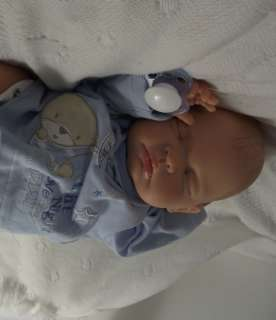 REBORN BABY BOY REBORN DOLL FROM THE NEW MOLLY MARIE