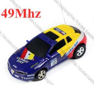 Coke Can Mini RC Radio Remote Control Racing Car Toy
