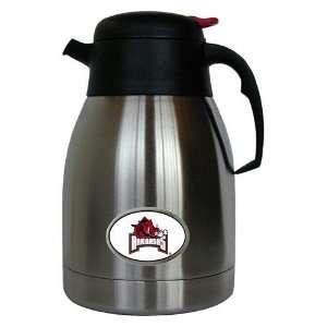 Arkansas Razorbacks NCAA Team Logo Coffee Carafe Sports