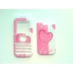 Love Hearts Faceplate Cover for Nokia 6030 Cell Phone