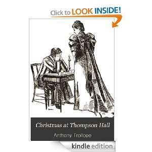 Christmas at Thompson Hall A Tale Anthony Trollope