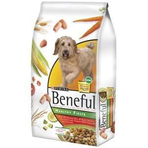 Beneful Healthy Fiesta Dog Food, 7 lb   5 Pack Pet