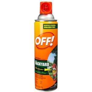 off yard deck insecticide spray 16 oz quantity of 4