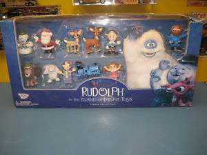 MEMORY LANE RUDOLPH & THE ISLAND OF MISFIT TOYS
