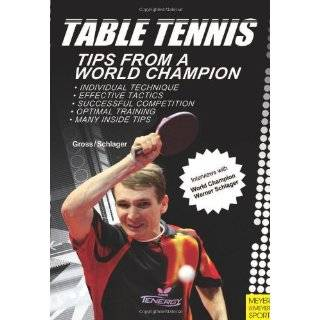 Table Tennis Tips from a World Champion