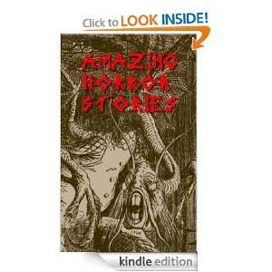 Amazing Horror Stories: Robert Stevenson , Vernon Lee, Joseph Kipling