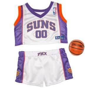 Build A Bear Workshop Phoenix Suns Uniform 3 pc. Toys & Games