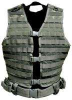 NcStar Molle Pals Modular Vest Digital Camo Military Special Forces
