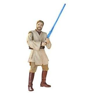 Star Wars Saga Legends Obi Wan Kenobi