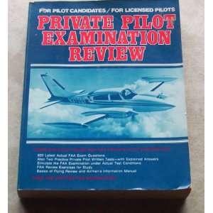 pilot examination review (9780668041980) James Warner Morrison Books