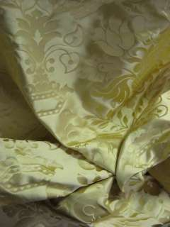 Opulent Scalamandre Love Birds Silk Damask 10 yards