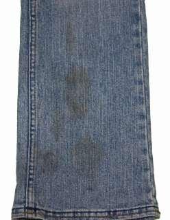No Boundaries sz 3 Womens Juniors Blue Jeans EE55