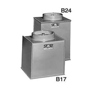 American Security B24 Safe : Rectangular Body Round Lift