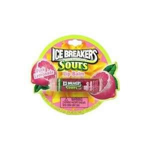 Ice Breakers Sours Lip Balm Pink Lemonade   1 pc,(Ice Breakers