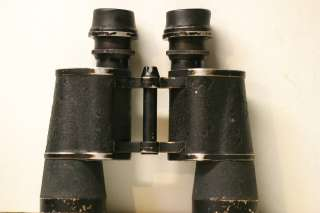 GERMAN W2 BLC 7X50 GAS MASK BINOCULARS ZEISS