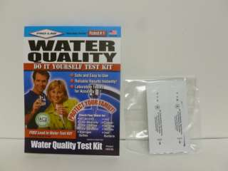 NEW! Pro Lab Water Quality Test Kit *Do It Yourself* #WQ105