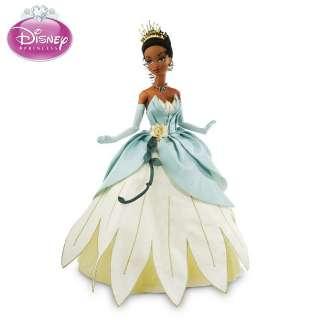 African American Disney Princess Tiana Bayou Doll