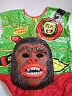 Planet of the Apes Gorilla Warrior Ben Cooper Halloween Costume