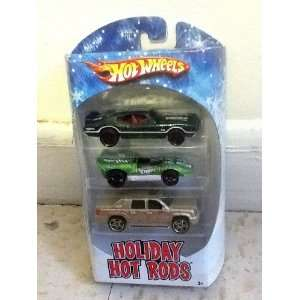 Hot Wheels 2009 Holiday Hot Rods Target Exclusive 3 Pack
