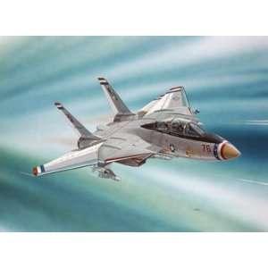 Revell Monogram 1/100 F14 Tomcat Aircraft (Snap Kit) Toys