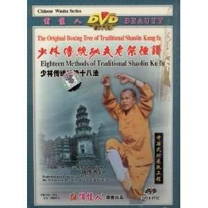 Shaolin Kung Fu / Shaolin Bodhidharmas Cane: Shi Deyang: Movies & TV