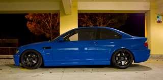 BMW TE37 Style 19 Staggered Wheels E36 M3 1995   1999 Gunmetal