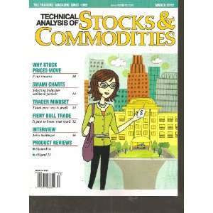 Technical Analysis of Stocks & Commodities Magazine (March